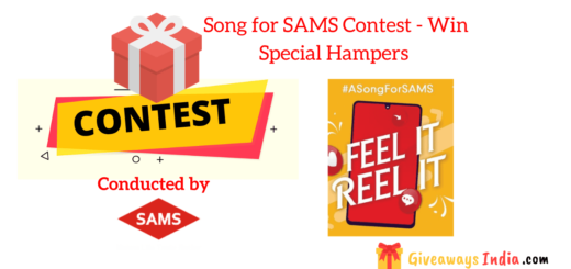 Song for SAMS Contest