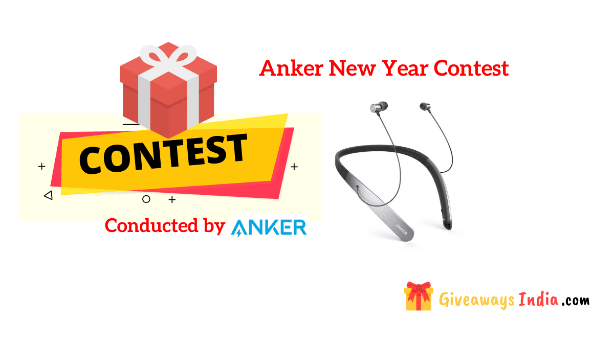 Anker New Year Contest
