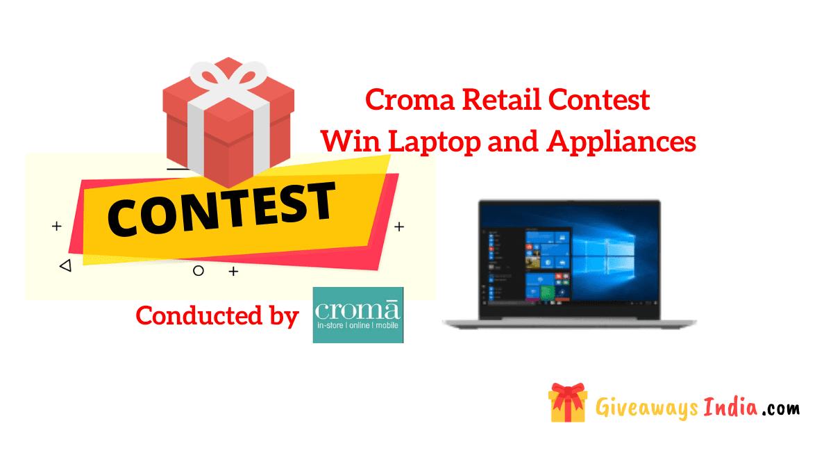 Croma Retail Contest