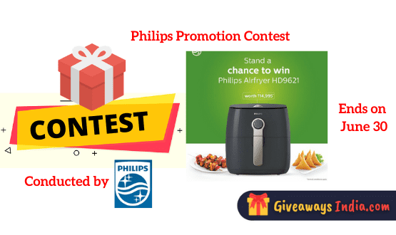 Philips Promotion Contest