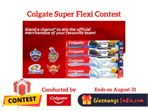 Colgate Super Flexi Contest