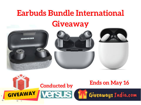 Earbuds Bundle International Giveaway