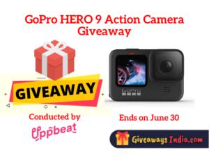 GoPro HERO 9 Action Camera Giveaway