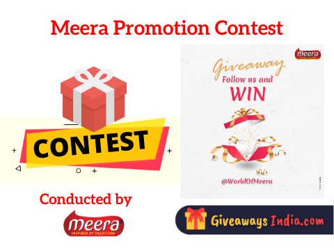 Meera Promotion Contest