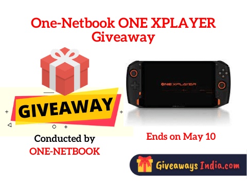 One-Netbook ONE XPLAYER Giveaway