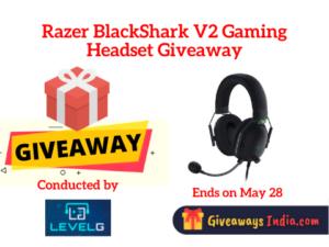 Razer BlackShark V2 Gaming Headset Giveaway