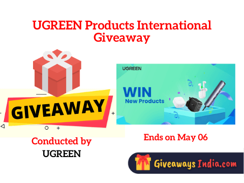 UGREEN Products International Giveaway