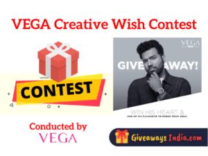 VEGA Creative Wish Contest
