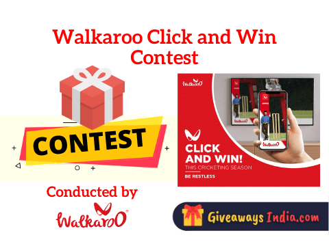 Walkaroo Click and Win Contest
