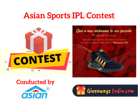 Asian Sports IPL Contest