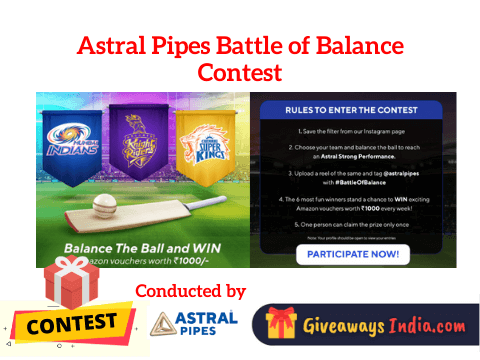 Astral Pipes Battle of Balance Contest