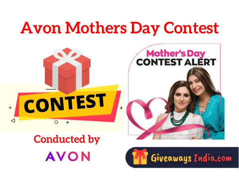 Avon Mothers Day Contest