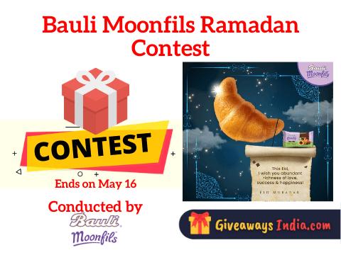 Bauli Moonfils Ramadan Contest