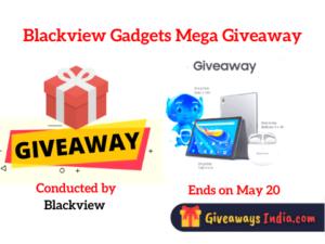 Blackview Gadgets Mega Giveaway