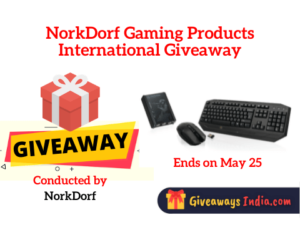 NorkDorf Gaming Products International Giveaway