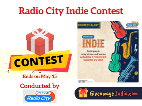 Radio City Indie Contest