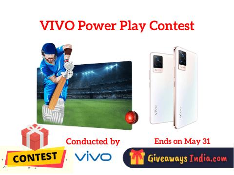 VIVO Power Play Contest
