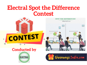 Electral Spot the Difference Contest