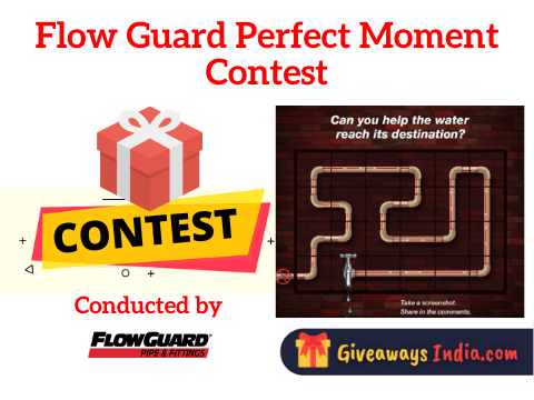 Flow Guard Perfect Moment Contest