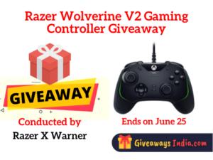 Razer Wolverine V2 Gaming Controller Giveaway