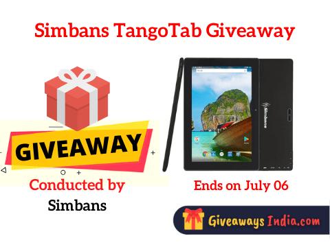 Simbans TangoTab Giveaway