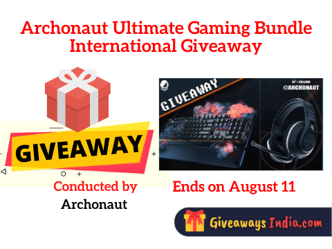 Archonaut Ultimate Gaming Bundle International Giveaway