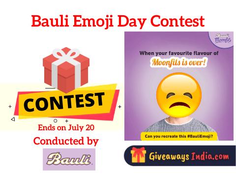 Bauli Emoji Day Contest