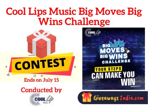Cool Lips Music Big Moves Big Wins Challenge