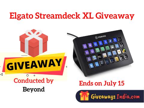 Elgato Streamdeck XL Giveaway