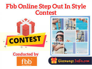 Fbb Online Step Out In Style Contest