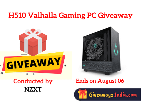 H510 Valhalla Gaming PC Giveaway