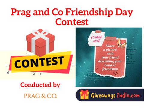 Prag and Co Friendship Day Contest