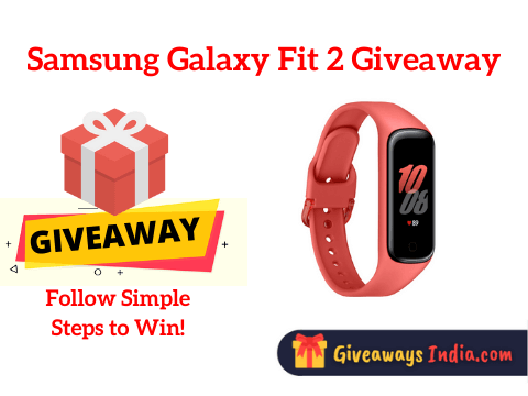 Samsung Galaxy Fit 2 Giveaway