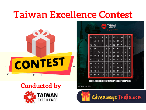 Taiwan Excellence Contest