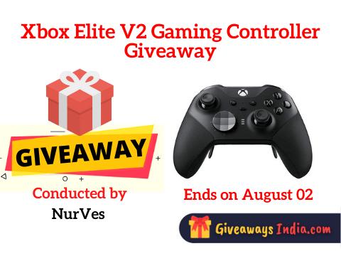Xbox Elite V2 Gaming Controller Giveaway