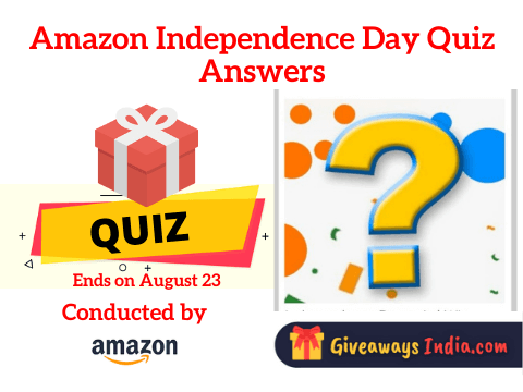 Amazon Independence Day Quiz Answers