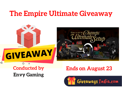 The Empire Ultimate Giveaway