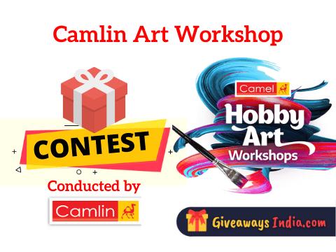 Camlin Art Workshop