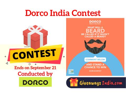 Dorco India Contest