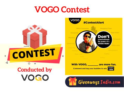 VOGO Contest
